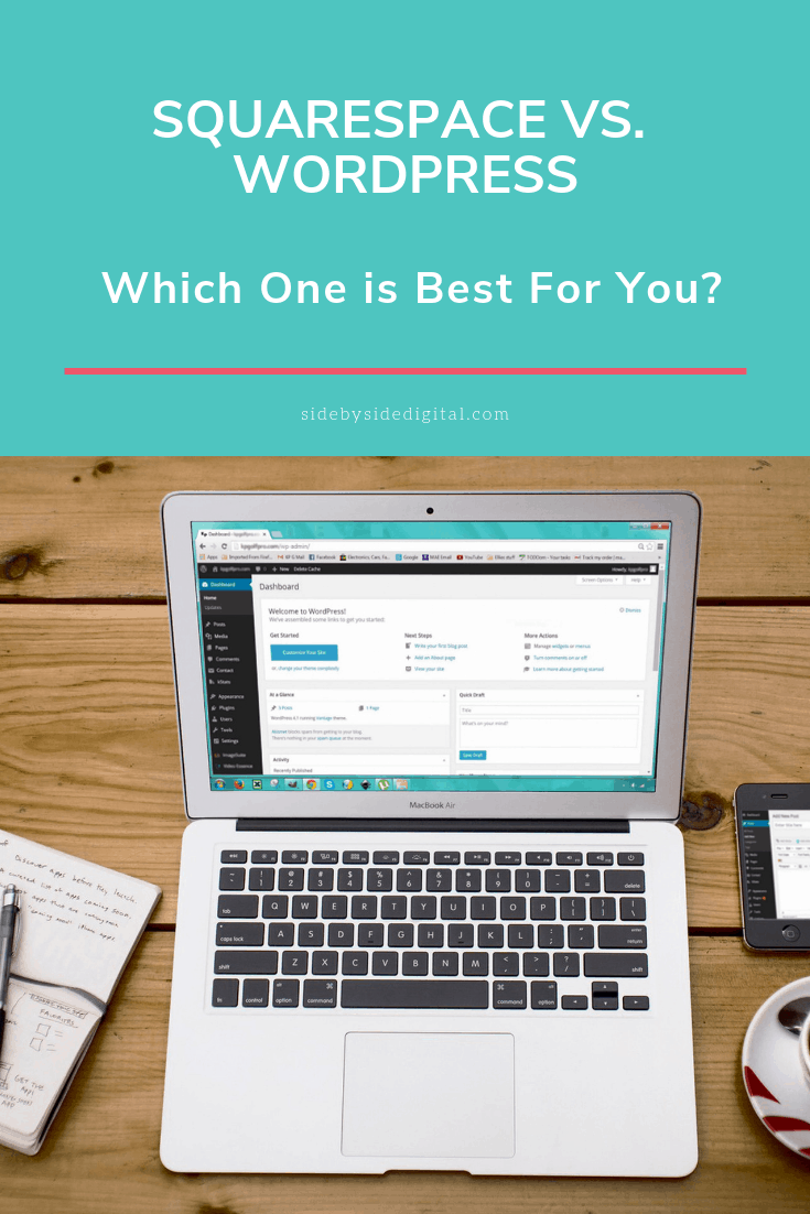 Squarespace vs WordPress: Which One is Best For You?